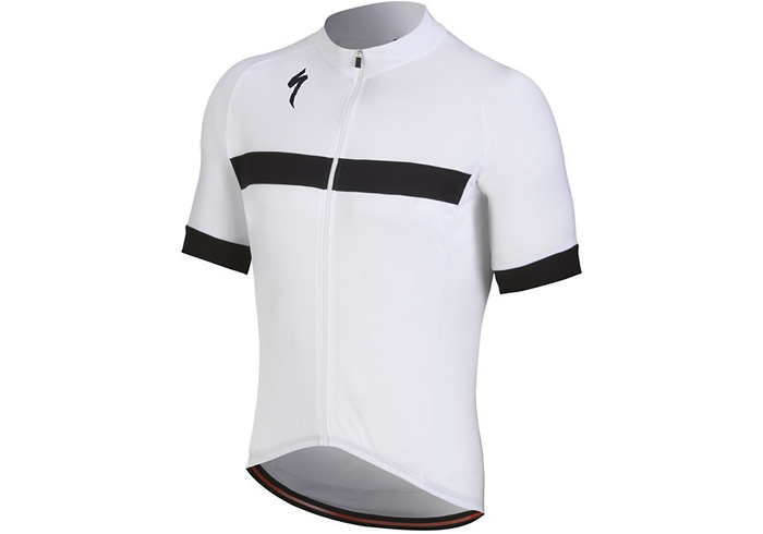 Maillot ciclismo Specialized RBX SPORT SS 2018 blanco