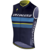 Maillot sin mangas Specialized RBX COMP LOGO SLVS 2018 azul