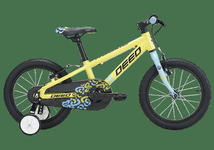 Bicicleta infantil para niños de 16 pulgadas Rookie 16