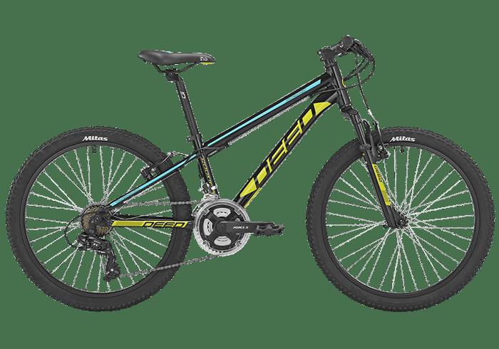 Bicicleta para niños 24 pulgadas Rookie 24