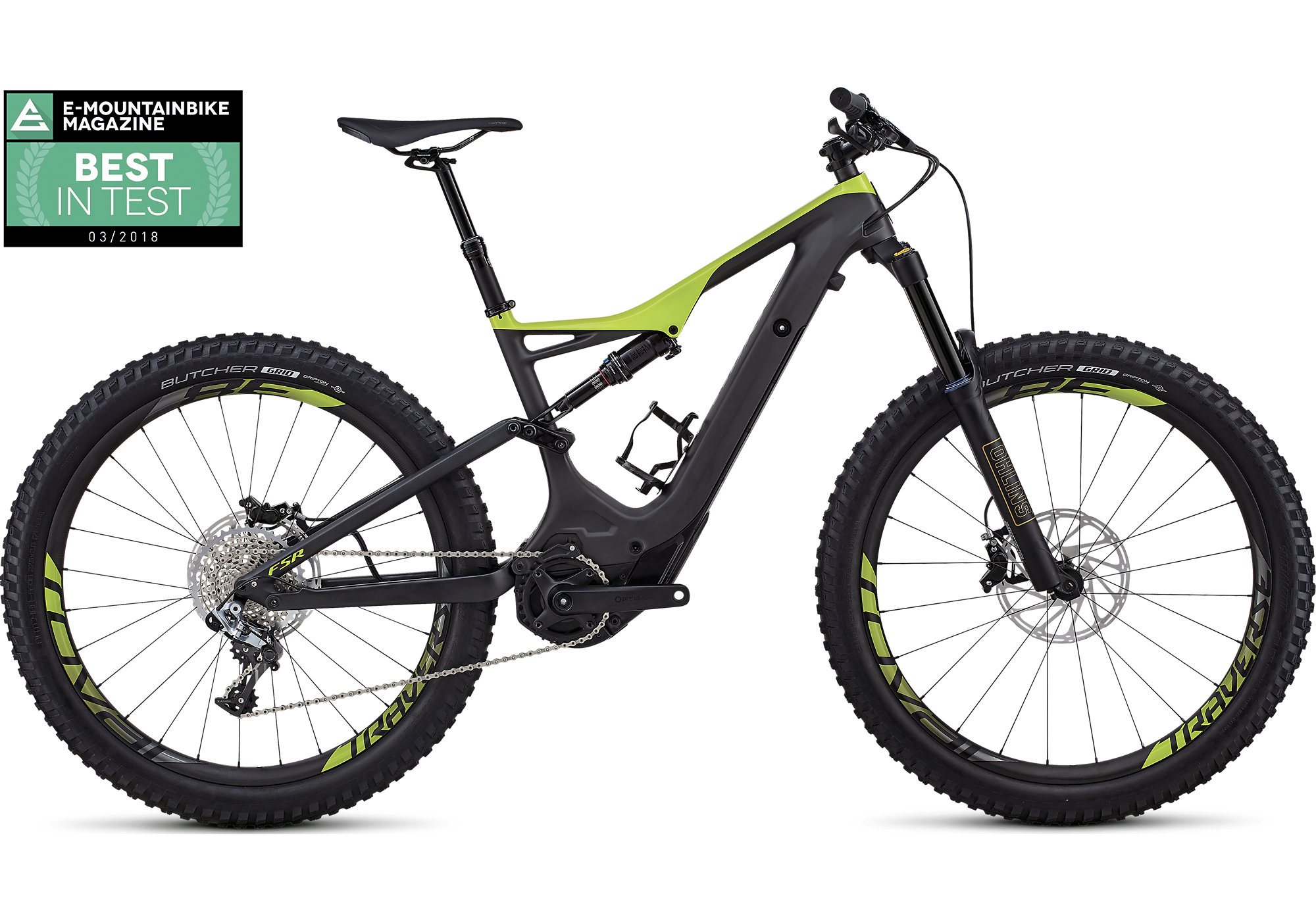 S-WORKS TURBO LEVO FSR 6FATTIE 29