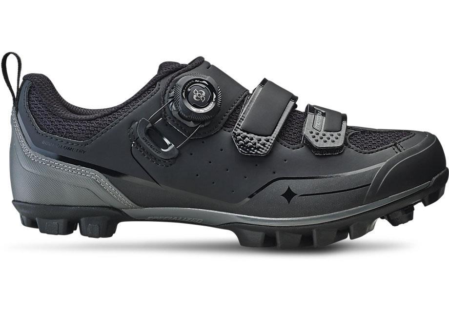 Zapatillas mujer MTB Specialized Motodiva negras 2019