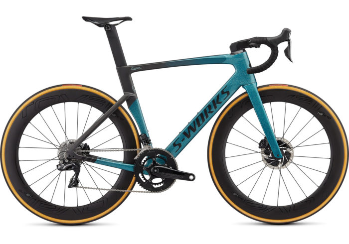Bicicleta S-Works Venge Sagan Collection Limited Edition
