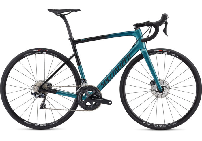 Bicicleta Tarmac Comp Disc Sagan Collection Limited Edition