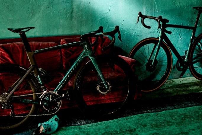 Colección Sagan 2018 - Bicicletas y Cuadros