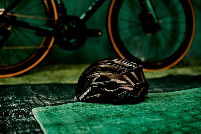 Casco S-Works Prevail II Sagan Collection Limited Edition