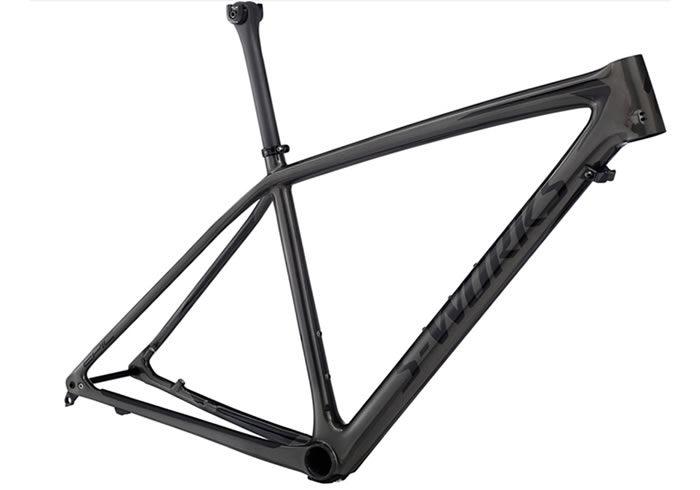 Cuadro S-Works Epic Hardtail negro