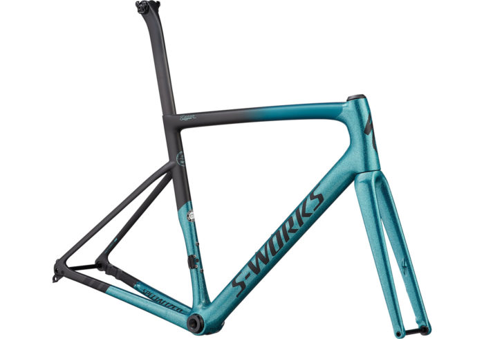 Cuadro S-Works Tarmac Disc Sagan Collection Limited Edition