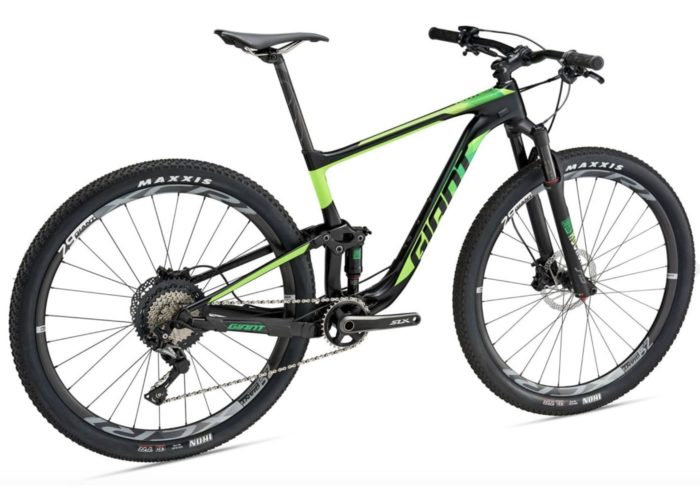 Giant Anthem Advanced 29 1 2018 - Carrasco es ciclismo