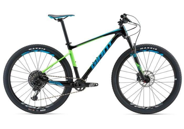 Giant Fathom 29 1 GE 2018 - Carrasco es ciclismo