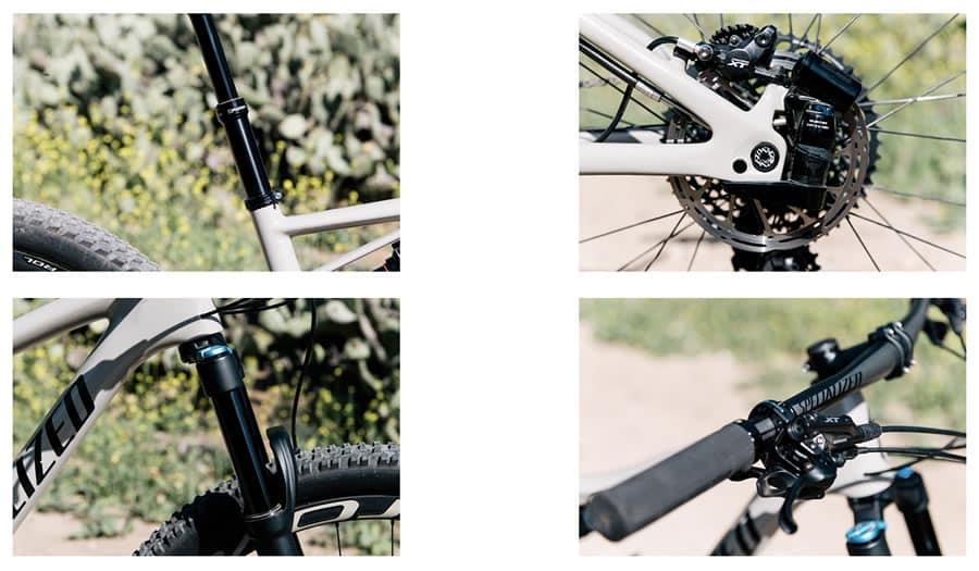 Nueva Bicicleta montaña Specialized Epic EVO 2019