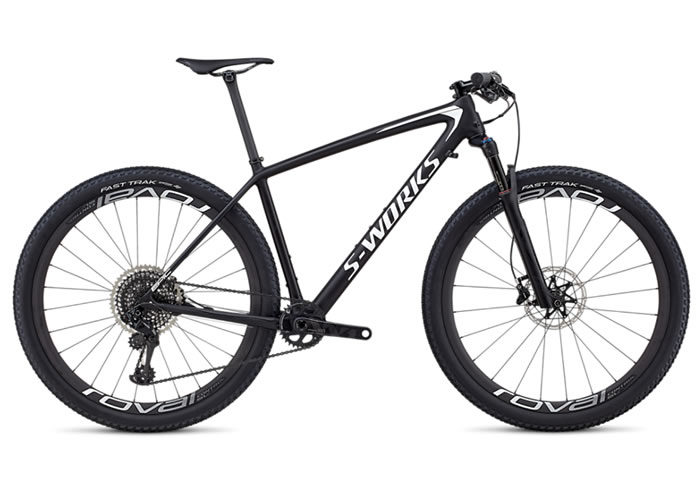S-Works Epic Hardtail XX1 Eagle negra