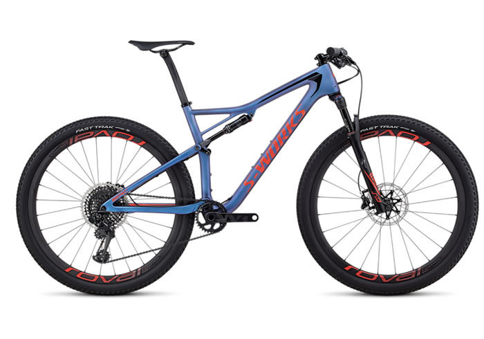 S-Works Epic XX1 Eagle azul