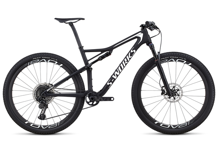 S-Works Epic XX1 Eagle negra