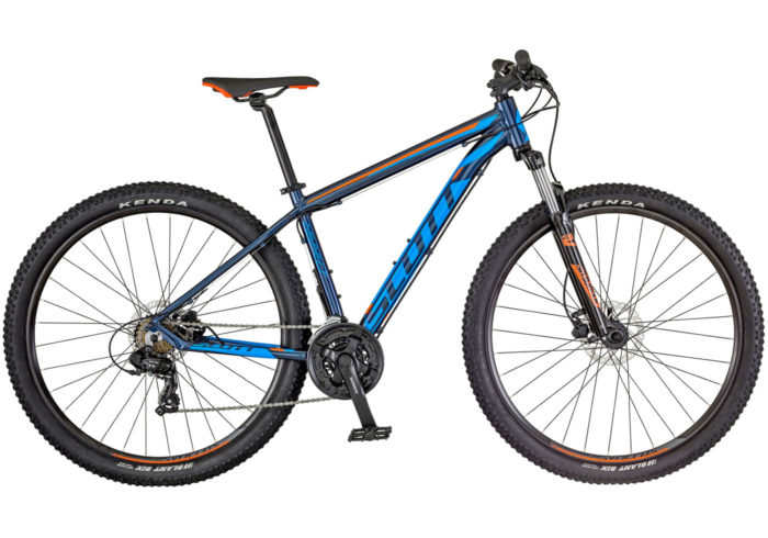 Scott Aspect 960 azul 2018