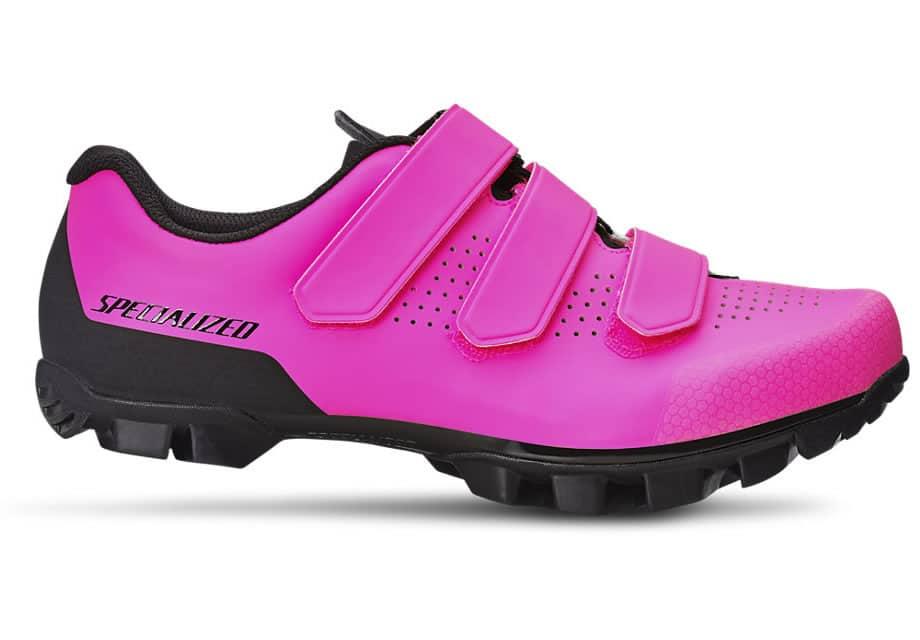 Zapatillas mujer MTB Specialized Riata rosas 2019
