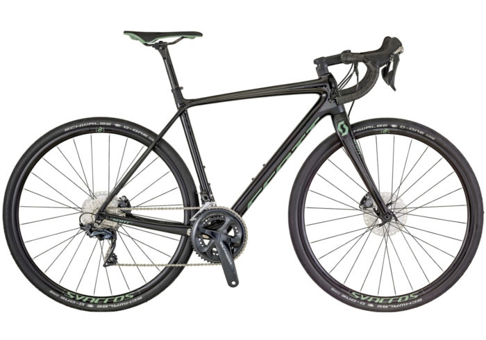 Bicicleta Addict Gravel 20 Disc 2018