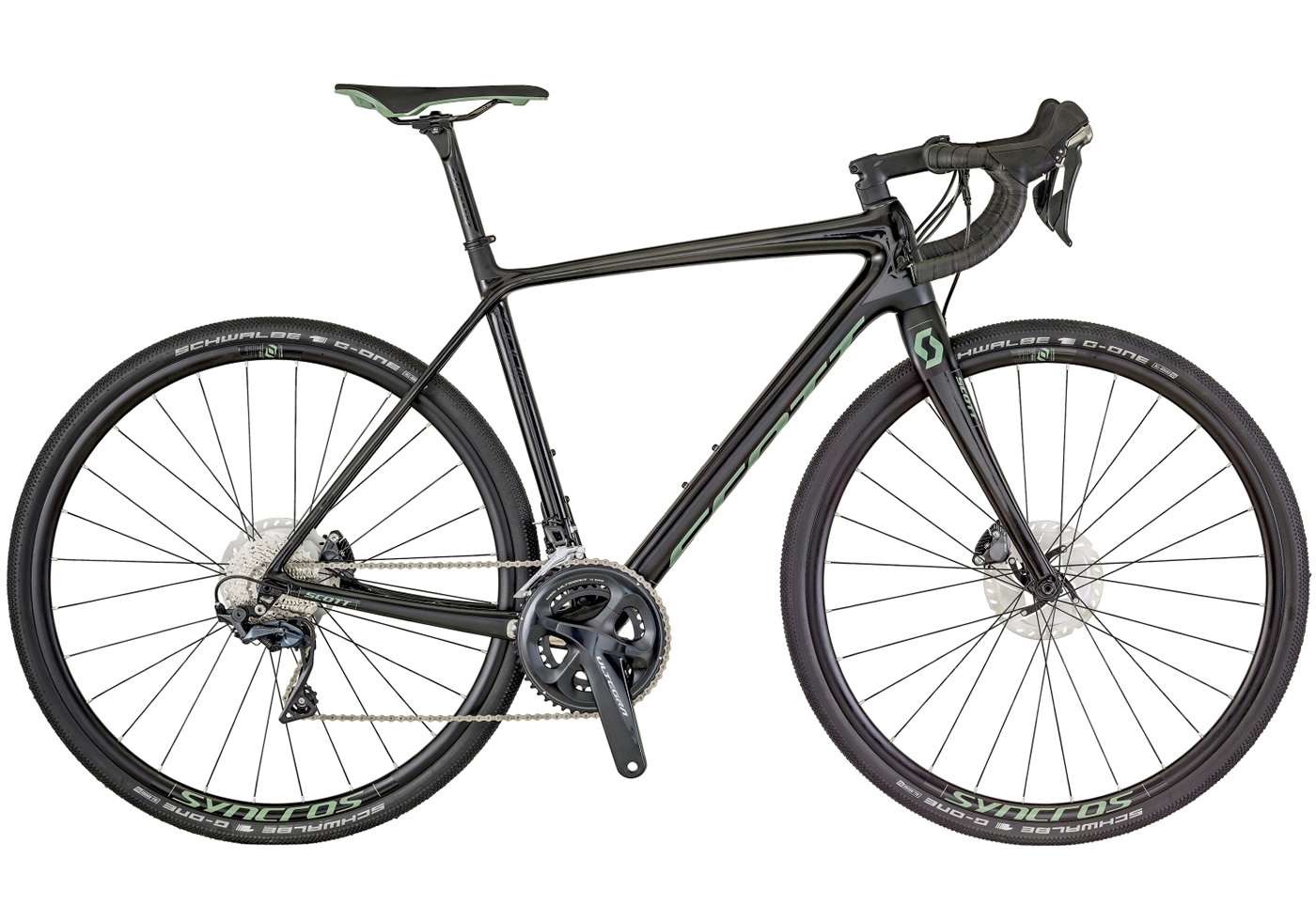 Bicicleta Scott Addict Gravel 20 Disc 2018