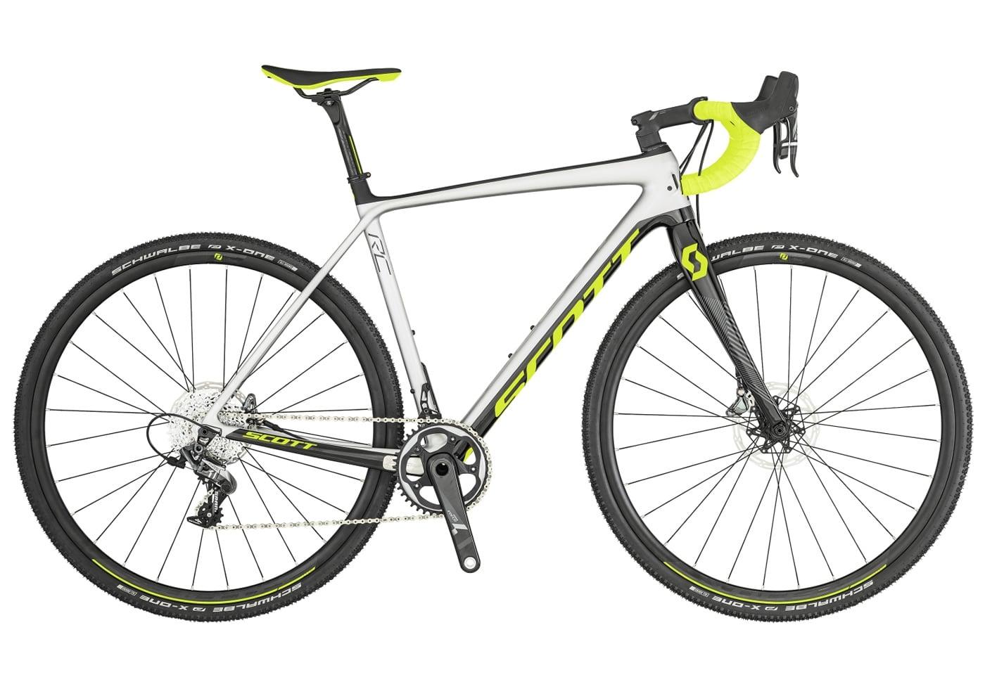 Bicicleta Scott Addict CX RC 2019