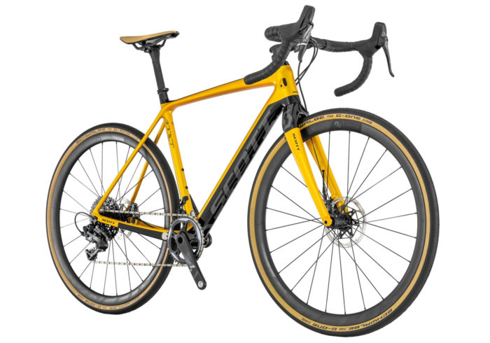 Bicicleta Scott Addict Gravel 10 2019