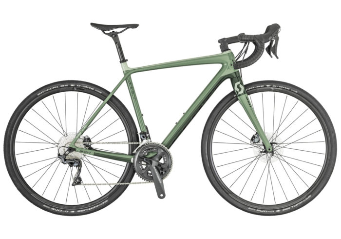 Bicicleta Scott Addict Gravel 20 2019