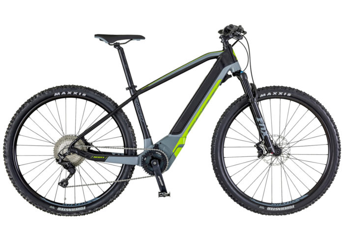 Bicicleta Scott E-aspect 10 2018