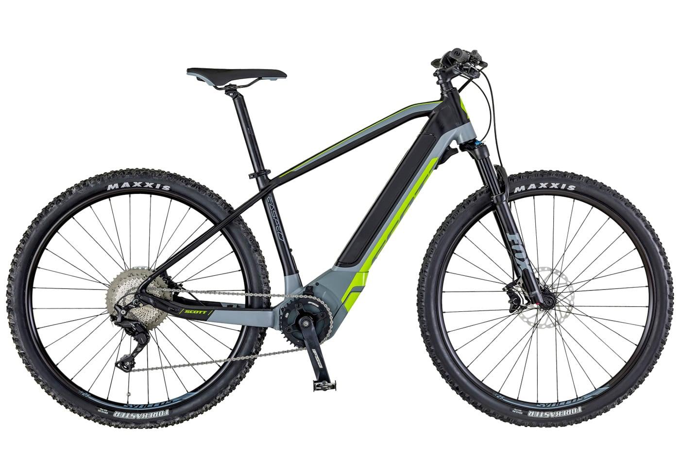 Bicicleta Scott E-aspect 10 2018