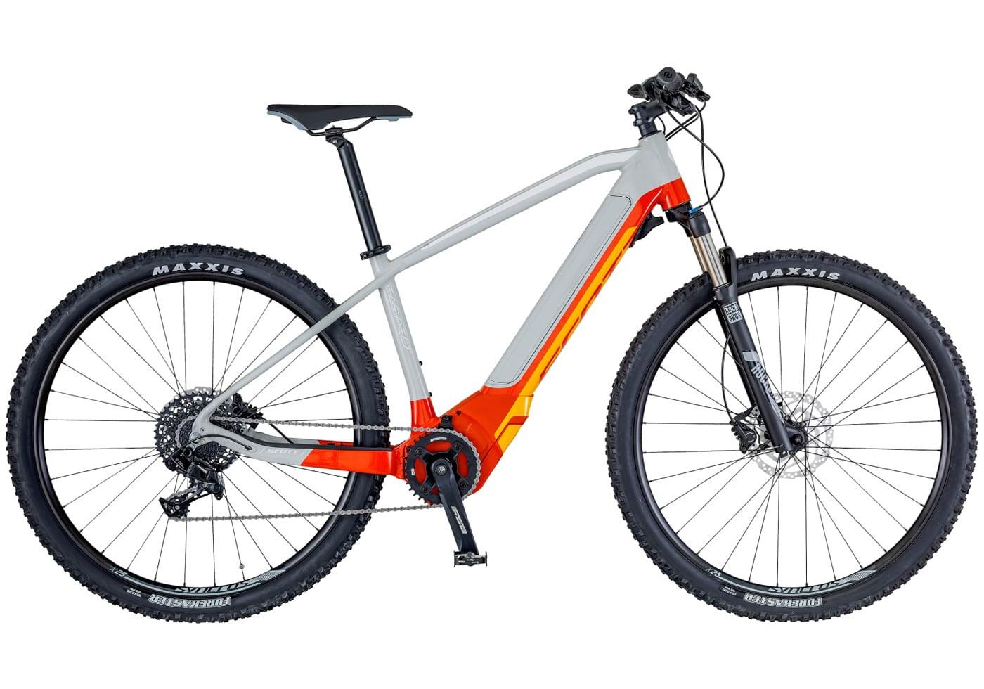 Bicicleta Scott E-aspect 20 2018
