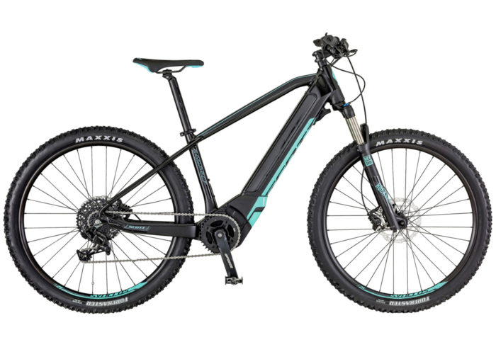 Bicicleta Scott E-contessa Aspect 20 2018