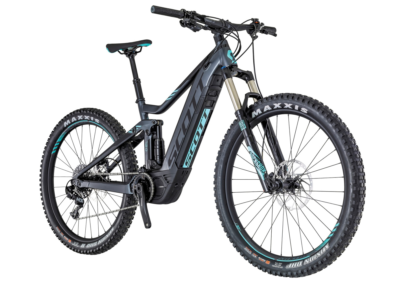 Bicicleta Scott E-contessa Genius 720 2018