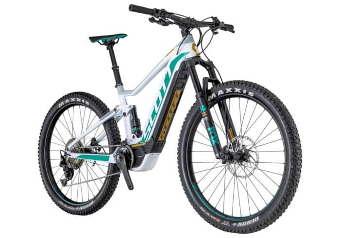 Bicicleta Scott E-contessa Spark 710 2018