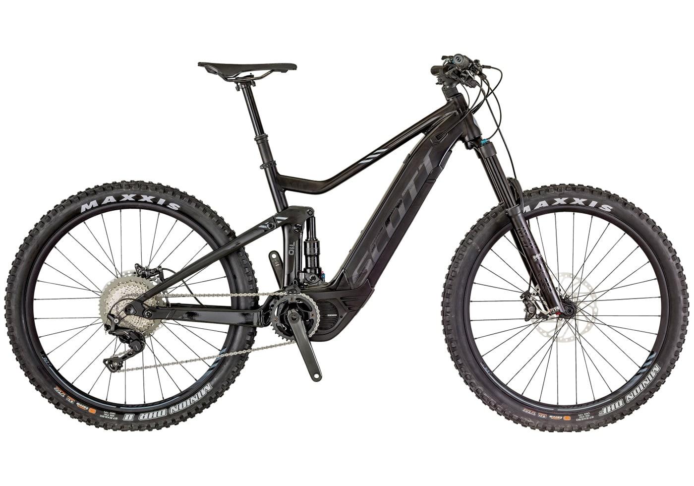 Bicicleta Scott E-genius 710 2018