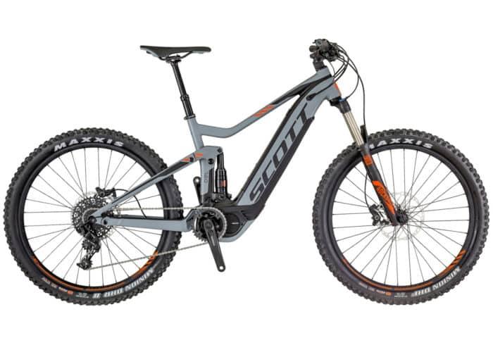 Bicicleta Scott E-genius 720 2018