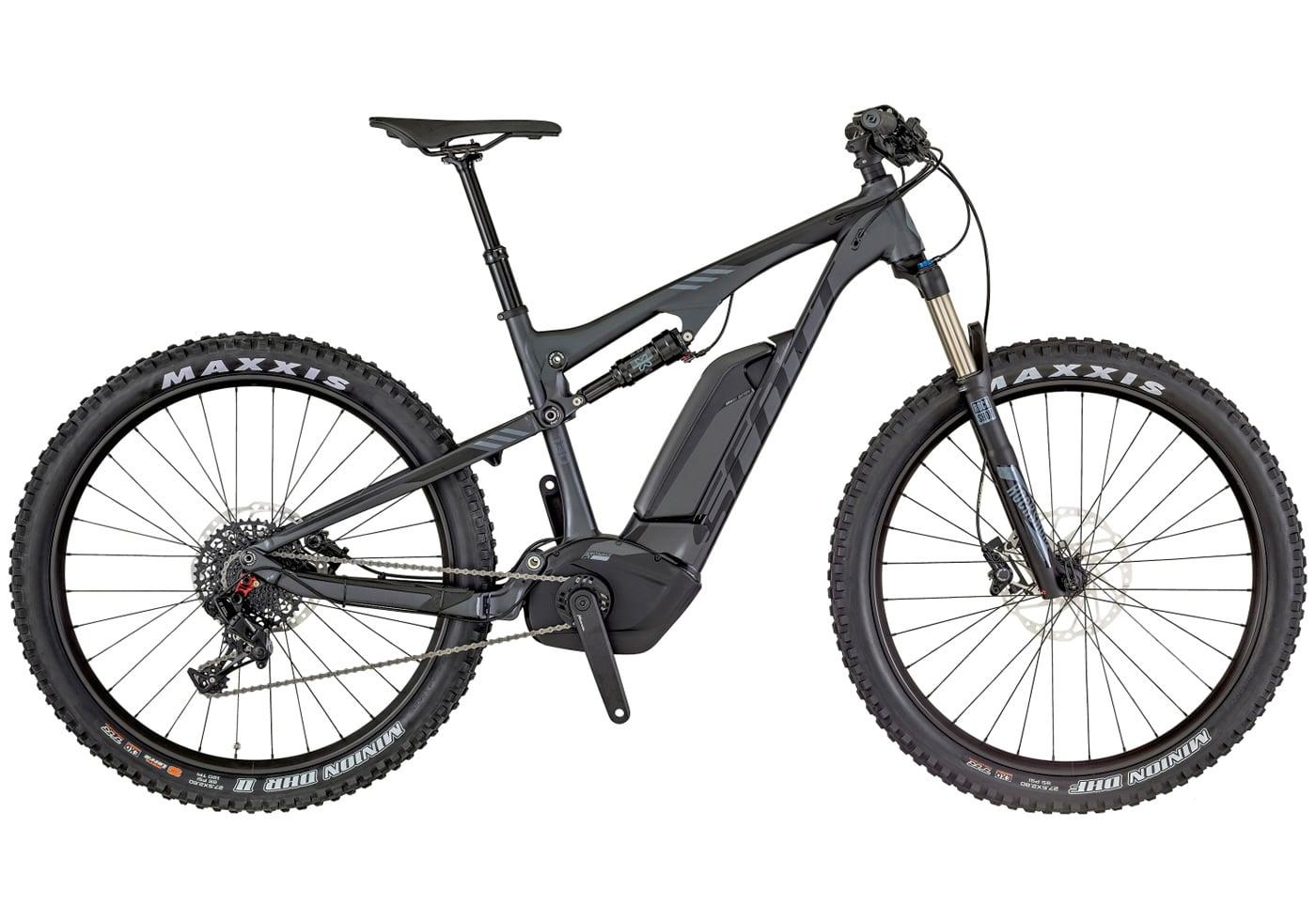 Bicicleta Scott E-genius 730 2018