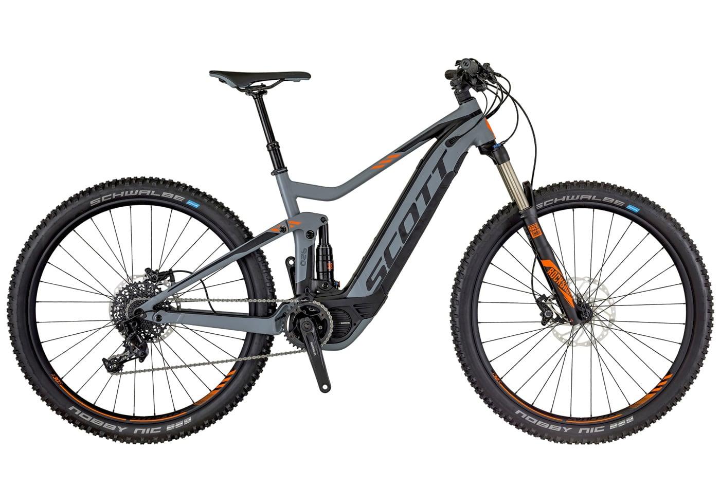 Bicicleta Scott E-genius 920 2018