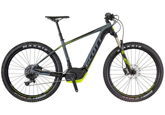 Bicicleta Scott E-scale 720 2018