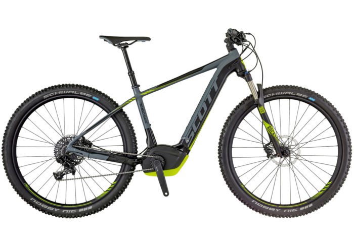 Bicicleta Scott E-scale 920 2018