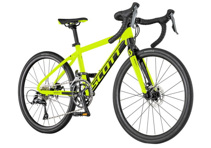 Bicicleta Scott Gravel 24 2019