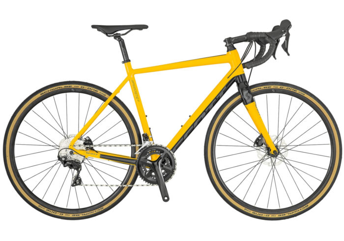 Bicicleta Scott Speedster Gravel 20 2019