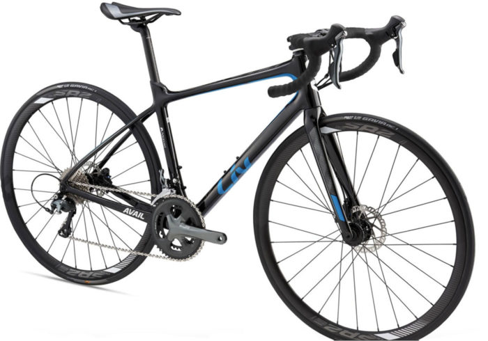 Giant Liv AAvail Advanced 3 Mujer 2018