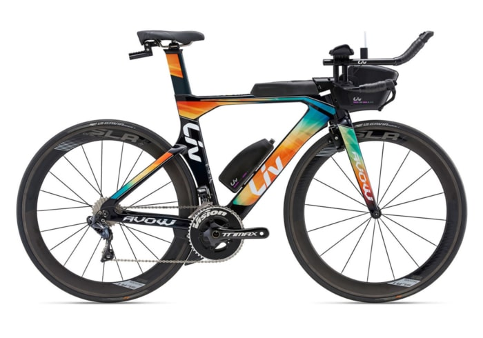 Giant Liv Avow Advanced Pro 1 Mujer 2018