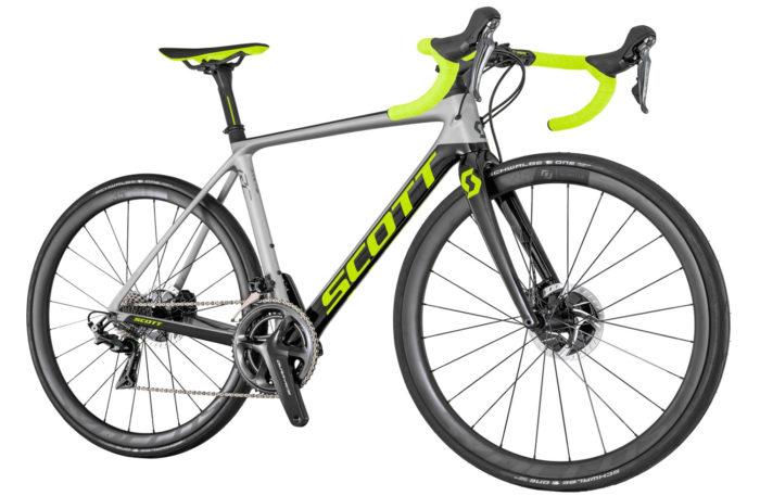 Bicicleta Addict RC Pro Disc 2019