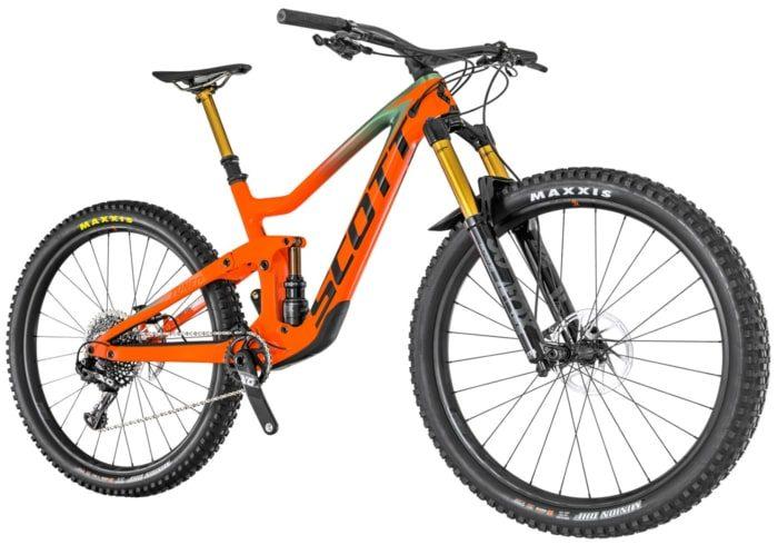 Bicicleta de montaña Scott Ransom 900 Tuned 2019