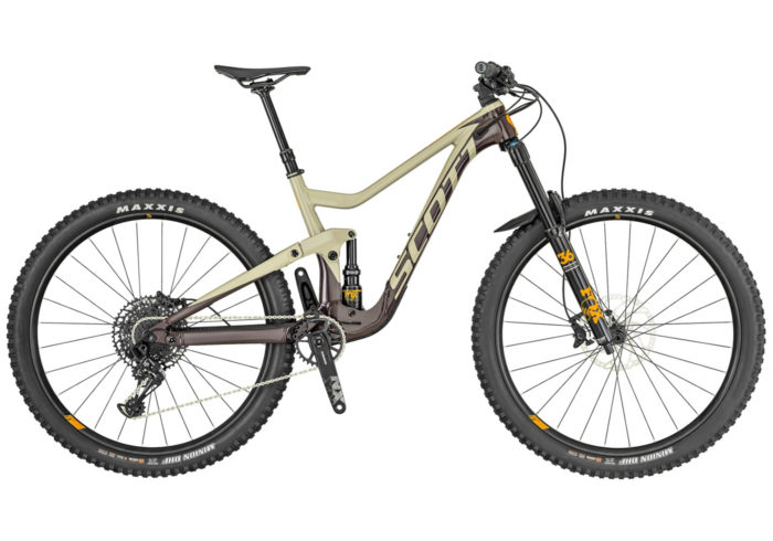 Bicicleta de montaña Scott Ransom 920-720 2019