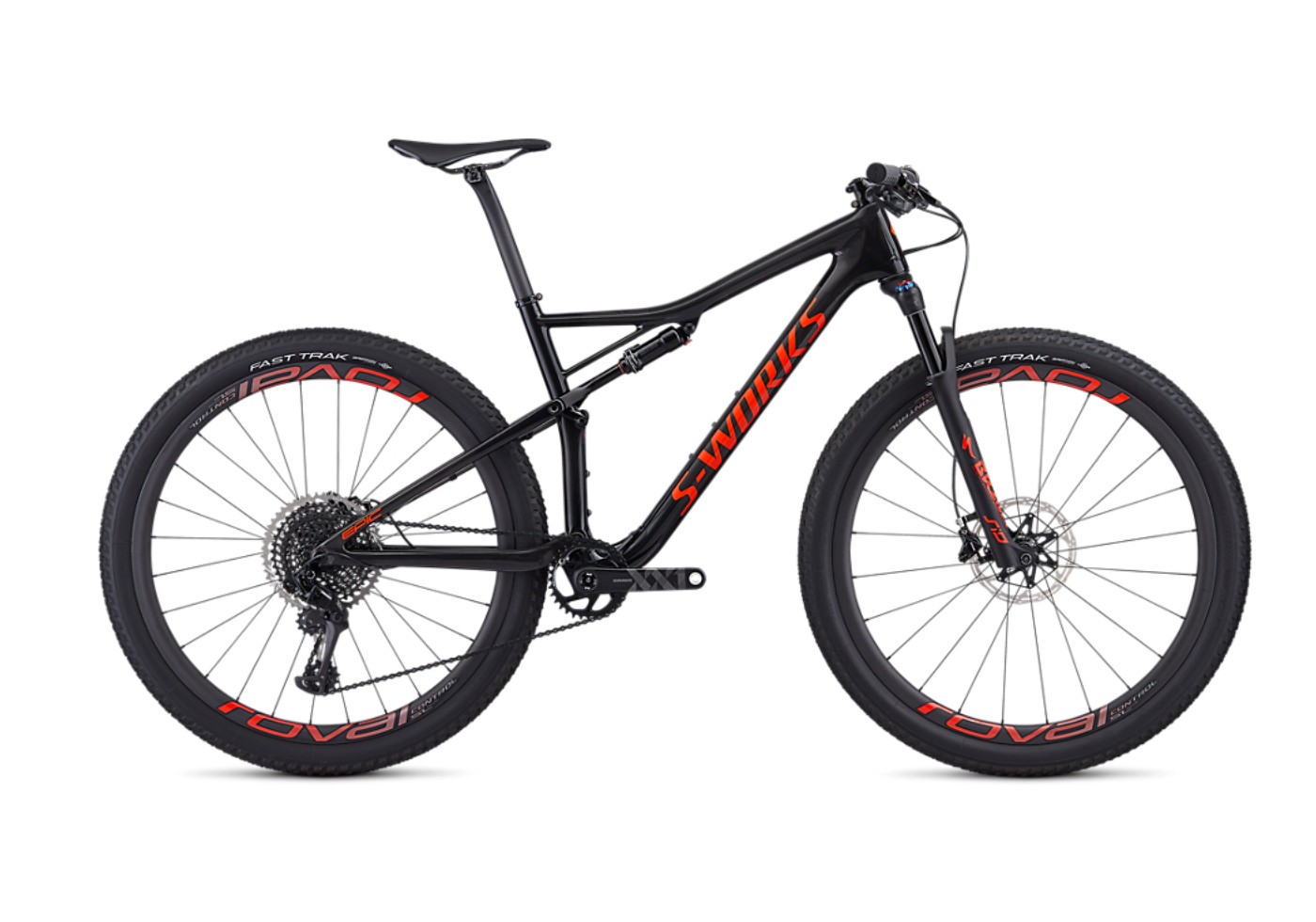 Specialized Men's S-Works Epic 2019