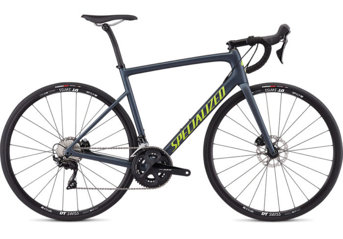 Specialized Men's Tarmac Disc Sport 2019 gris