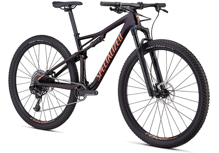 Bicicleta MTB Mujer Epic Comp Carbon 2019