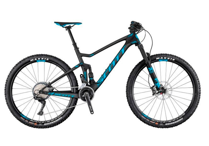 Scott Contessa Spark 710 2017