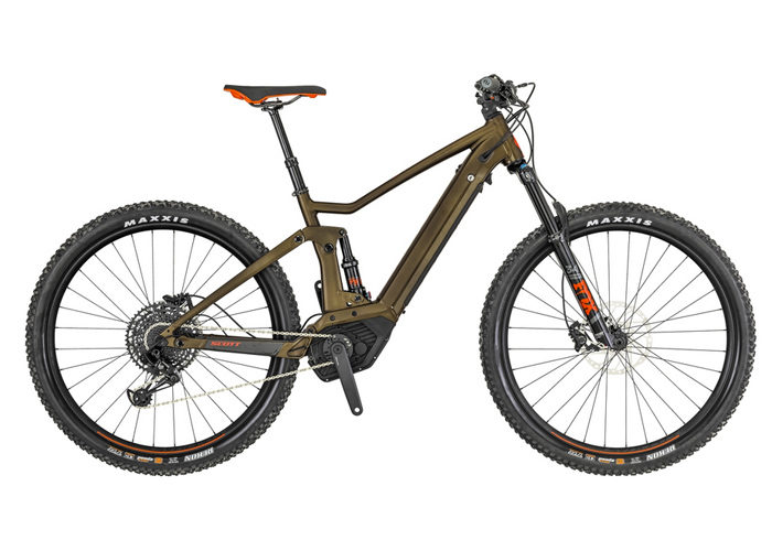 Scott Strike Eride 720 2019