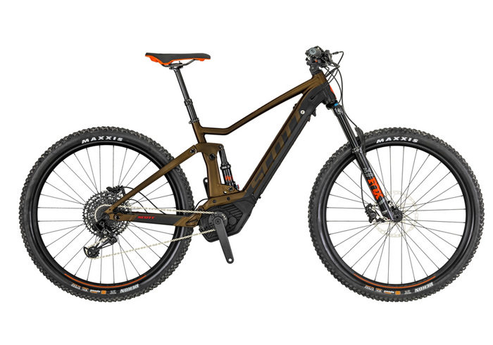 Scott Strike Eride 920 2019